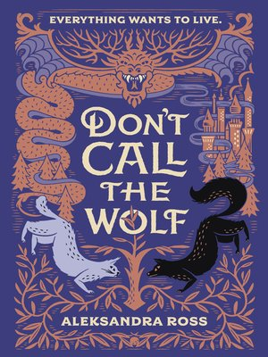 cover image of Don't Call the Wolf