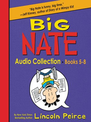 cover image of Big Nate Audio Collection
