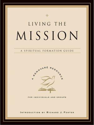 cover image of Living the Mission
