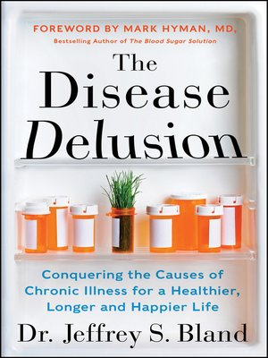 cover image of The Disease Delusion