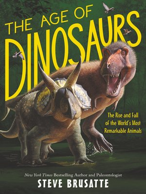 cover image of The Age of Dinosaurs
