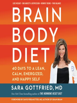 cover image of Brain Body Diet