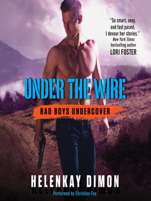 cover image of Under the Wire