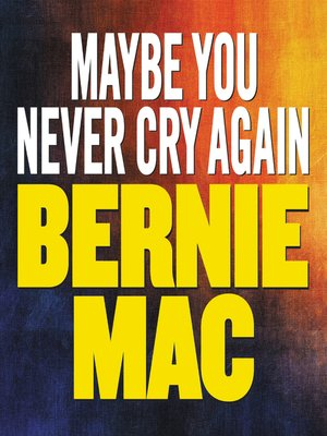 cover image of Maybe You Never Cry Again