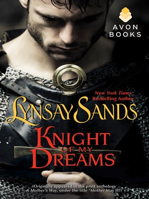 cover image of Knight of My Dreams