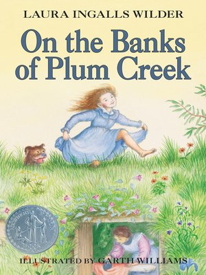 cover image of On the Banks of Plum Creek
