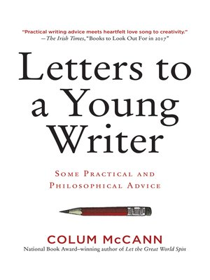 cover image of Letters to a Young Writer