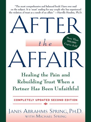 cover image of After the Affair, Updated
