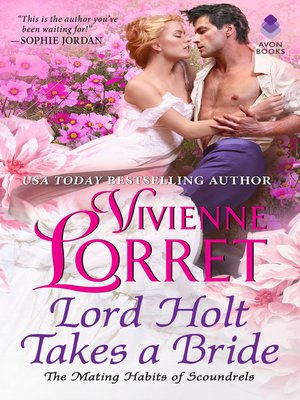 cover image of Lord Holt Takes a Bride