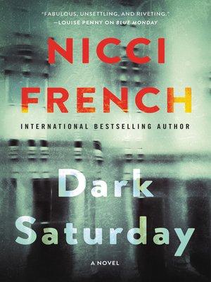 cover image of Dark Saturday
