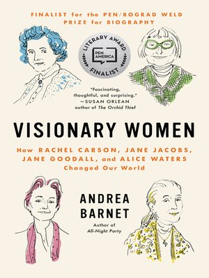cover image of Visionary Women