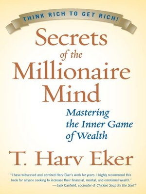cover image of Secrets of the Millionaire Mind