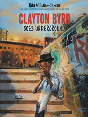 cover image of Clayton Byrd Goes Underground