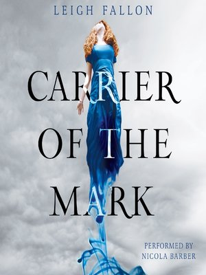 cover image of Carrier of the Mark