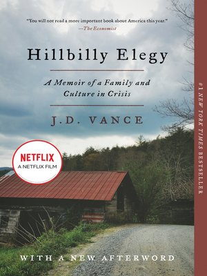 cover image of Hillbilly Elegy