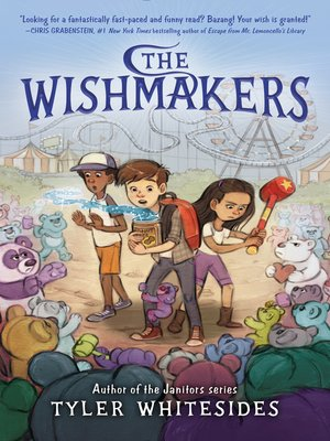 cover image of The Wishmakers