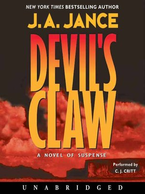 cover image of Devil's Claw