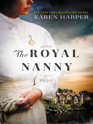 cover image of The Royal Nanny