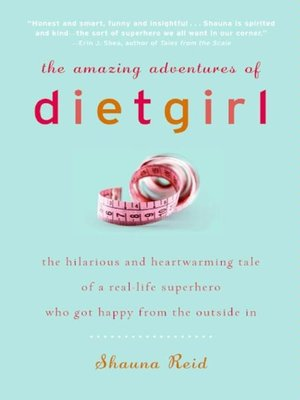cover image of The Amazing Adventures of Dietgirl