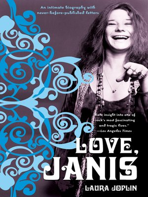 cover image of Love, Janis