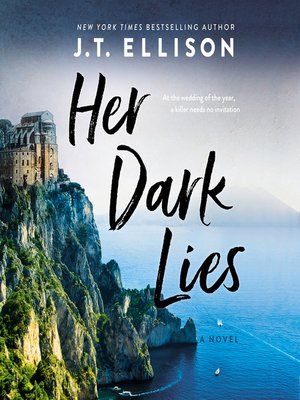 cover image of Her Dark Lies