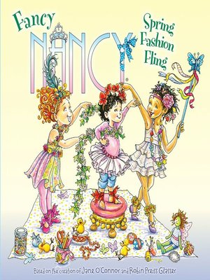 cover image of Spring Fashion Fling