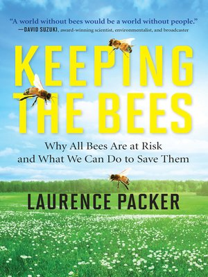 cover image of Keeping the Bees
