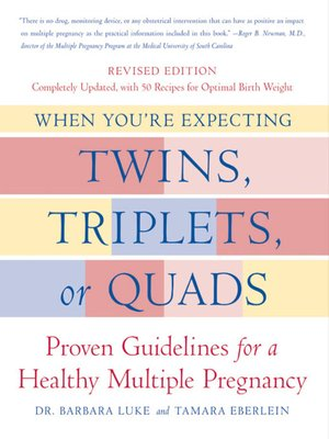 cover image of When You're Expecting Twins, Triplets, or Quads