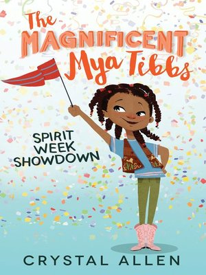 cover image of The Magnificent Mya Tibbs