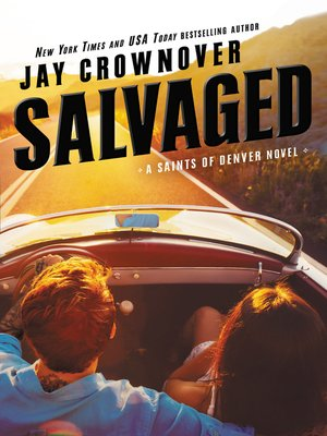 cover image of Salvaged