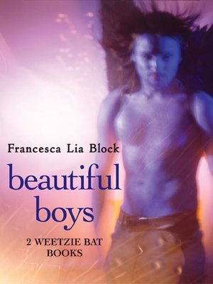 cover image of Beautiful Boys