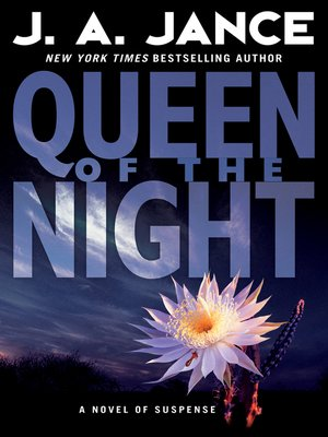 cover image of Queen of the Night