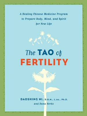 cover image of The Tao of Fertility