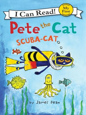 cover image of Scuba-Cat