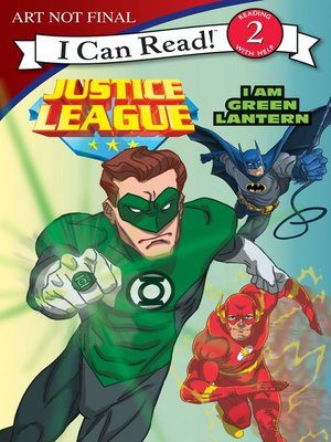 cover image of I Am Green Lantern