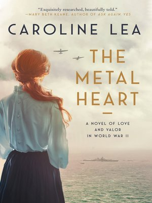 cover image of The Metal Heart