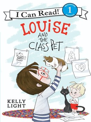cover image of Louise and the Class Pet