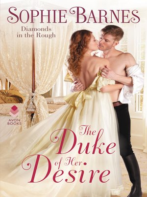 cover image of The Duke of Her Desire