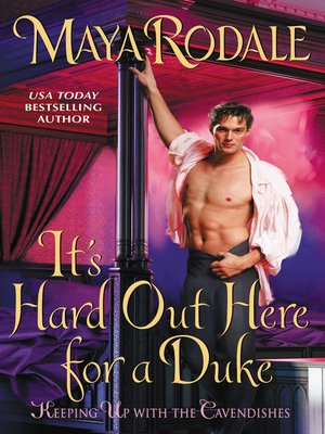 cover image of It's Hard Out Here for a Duke