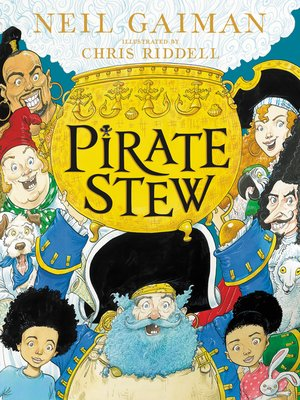 cover image of Pirate Stew