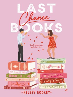 cover image of Last Chance Books