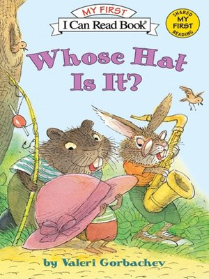 cover image of Whose Hat Is It?