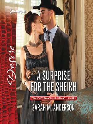 cover image of A Surprise for the Sheikh