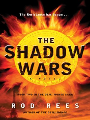 cover image of The Shadow Wars