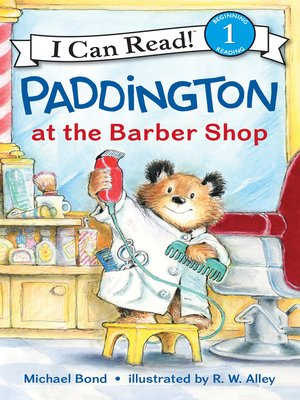 cover image of Paddington at the Barber Shop