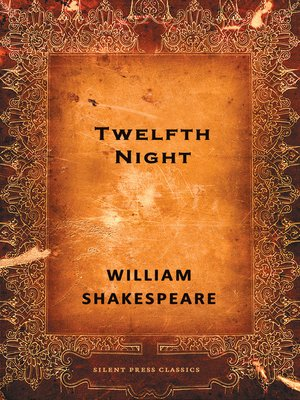 cover image of Twelfth Night; or What You Will