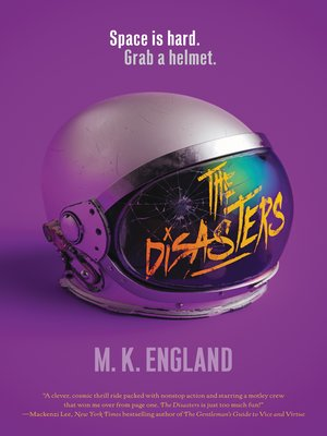 cover image of The Disasters
