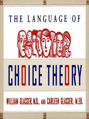 cover image of The Language of Choice Theory