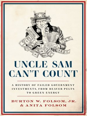cover image of Uncle Sam Can't Count
