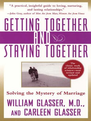 cover image of Getting Together and Staying Together